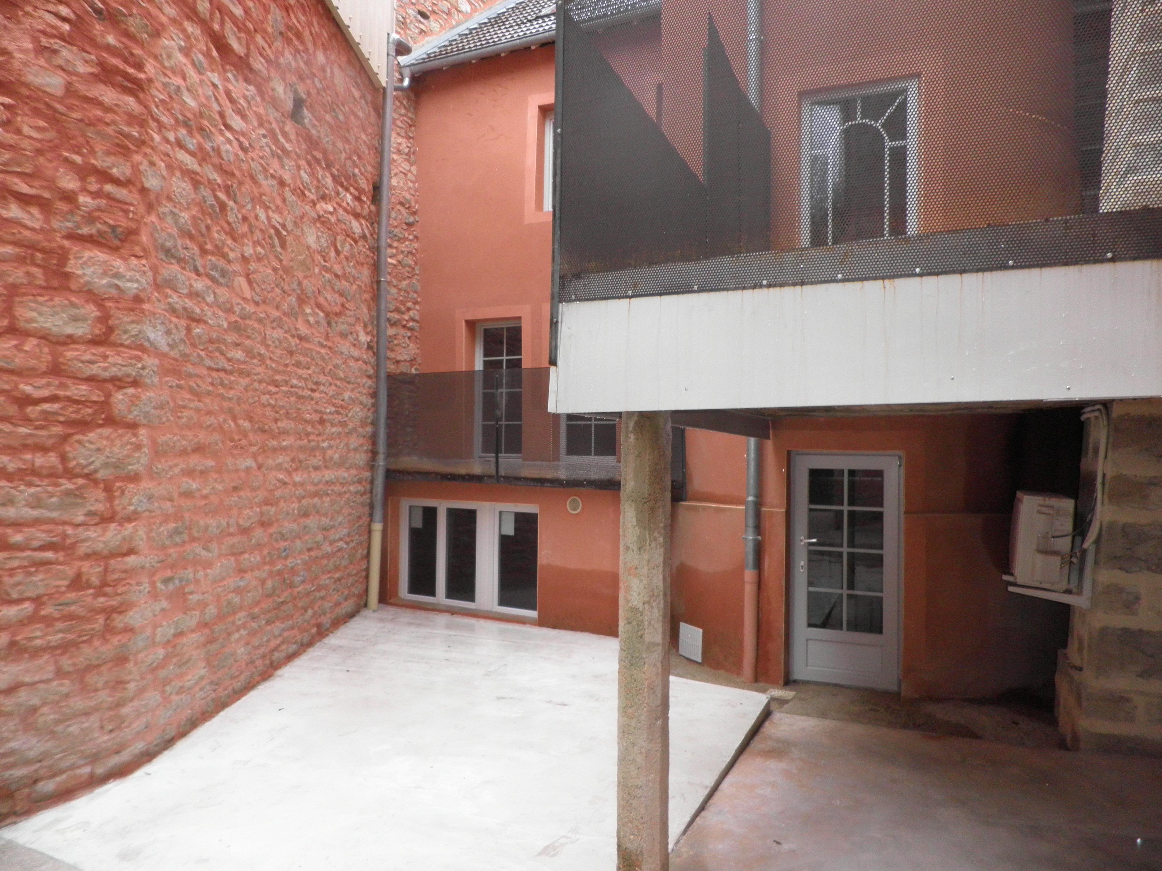 Vente Appartement secteur Salins les Bains