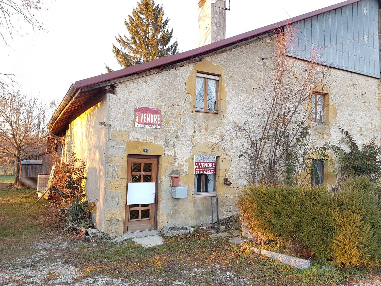 vente maison secteur Nozeroy