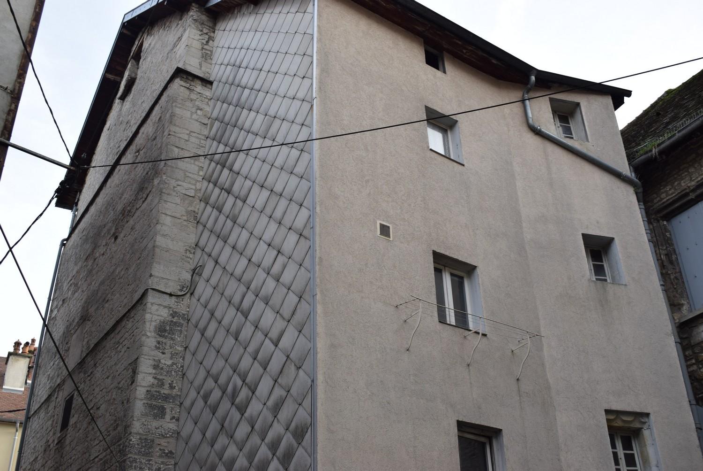Vente immeuble Salins les Bains
