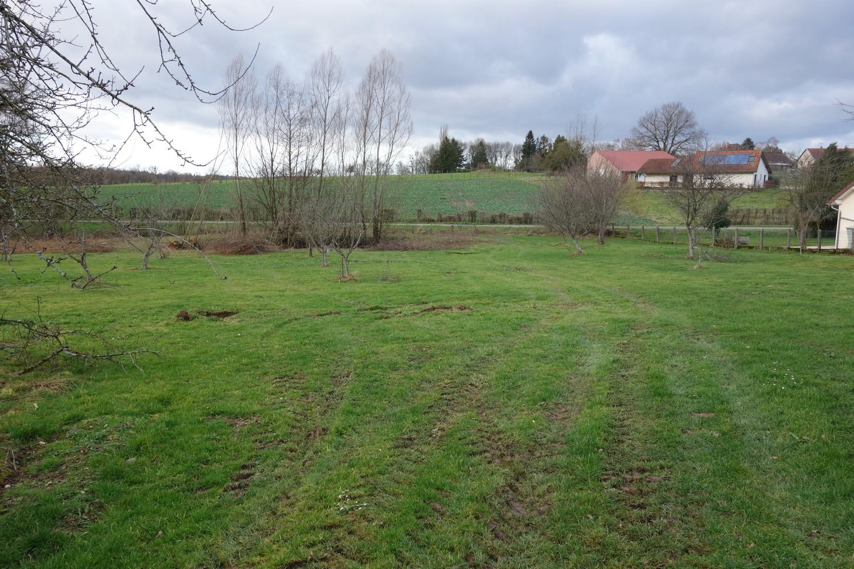 Vente terrain secteur Mont sous Vaudrey