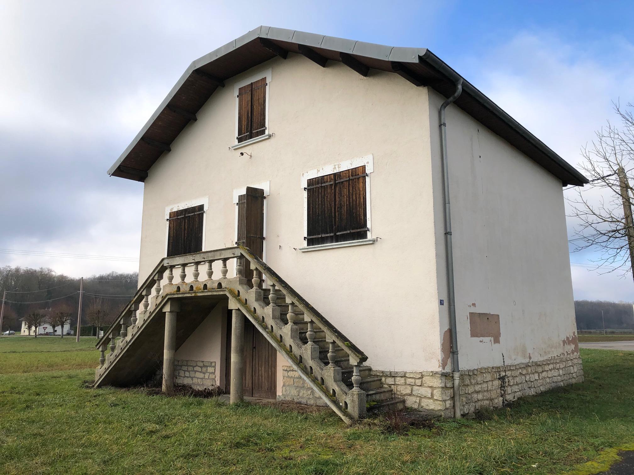 Vente maison entre Dole et Mont sous vaudrey