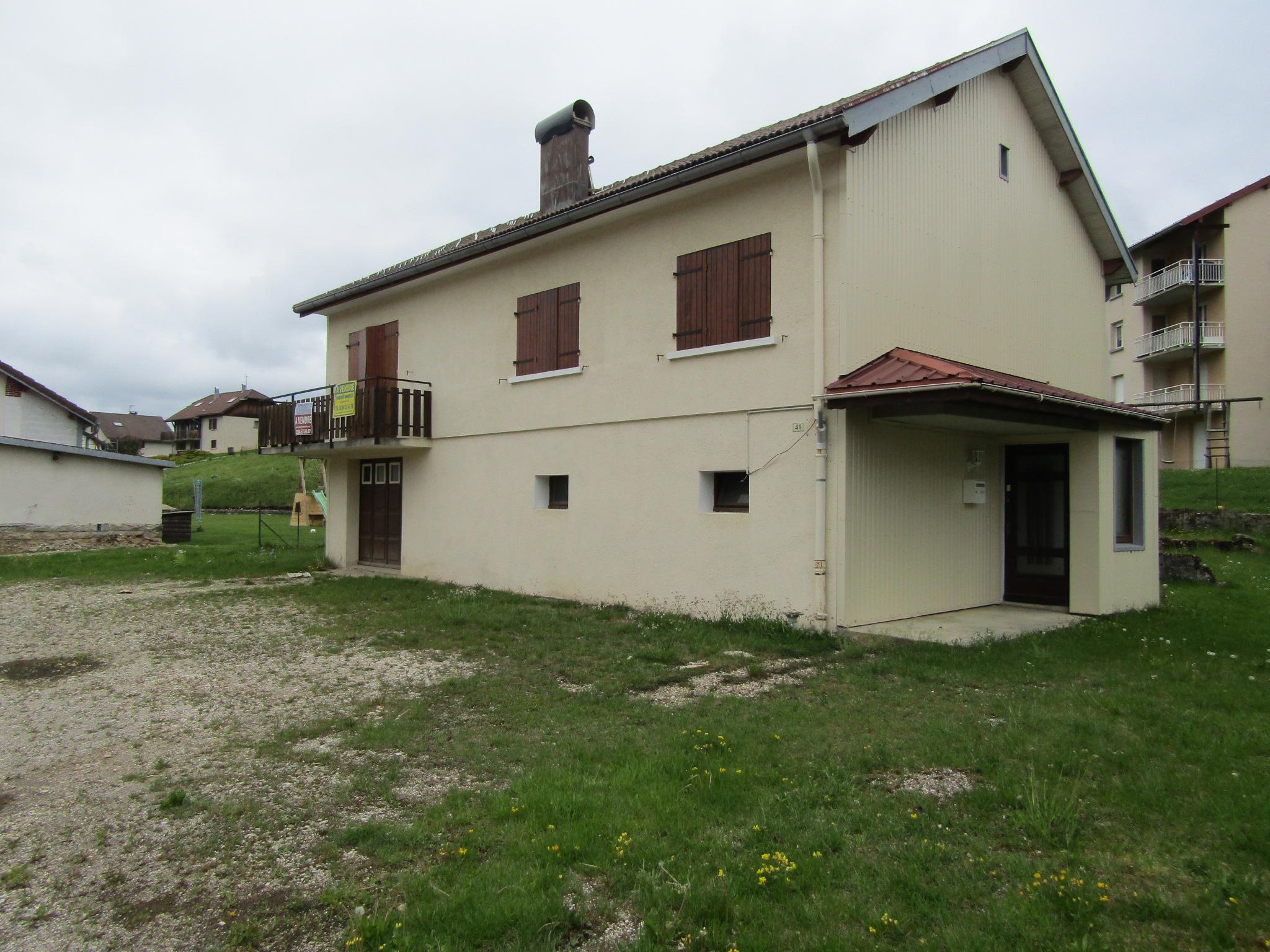 Vente maison secteur St Laurent en Grandvaux