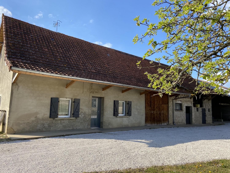 Vente maison secteur Chaussin